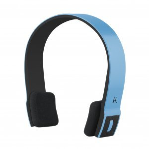 Casque Halterrego MICHALBTCB - Bleu - Bluetooth - Nomade