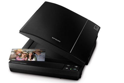 Read About Epson Perfection V330 Photo Scanner (B11B200211)