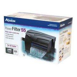 Aqueon 06117 QuietFlow 50 Power Filter, 250-GPH