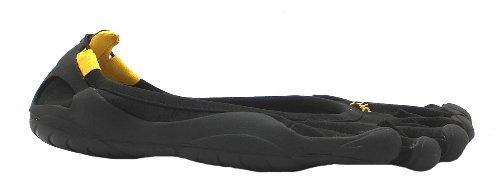 Men's M108 Classic Vibram Five Fingers Black Barefoot Running Trainers