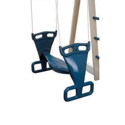 Kidwise Mky-Btb-G Back To Back Glider With Bracket And Hardware For Swing Beam front-568087