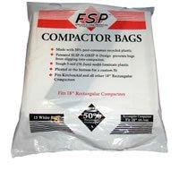 W10165296RP Whirlpool Trash Compactor Universal Trash Compactor Bags