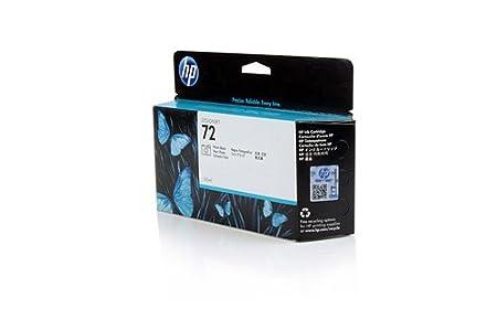 Encre hP original no 72 c9370A 1 cartouche noir photo encre compatible designJet t 1120 pS inch 44