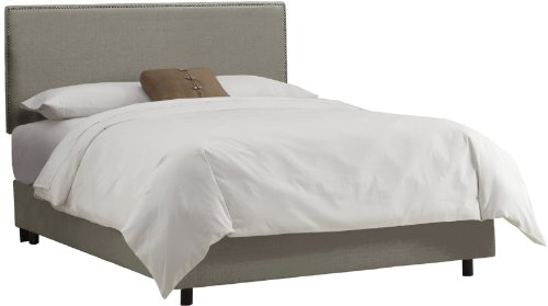 Upholstered Twin Beds 7276 front