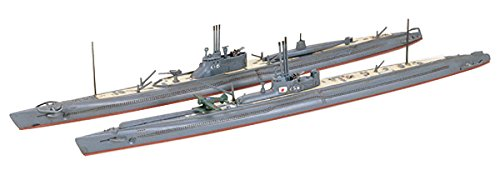 TAMIYA-300031453-WL-Japanisches-U-Boot-I-16-I-58-Militr-Bausatz-1700