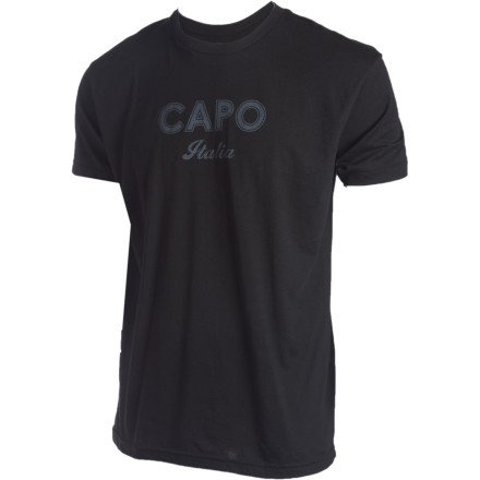 Buy Low Price Capo Italia T-Shirt – Short-Sleeve – Men's (B004ODZV80)