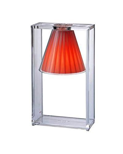 Kartell Lámpara de Mesa Light-Air Rosa