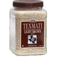 Rice Select, Light Brown Texmati Rice, 4/36 Oz
