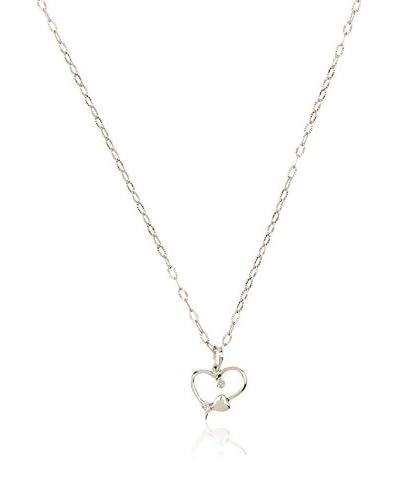 Gold & Diamond Conjunto de cadena y colgante  oro 18 ct