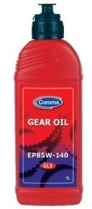 Clarik Comma Ep 85W140 Differential Gear Oil 1Ltr Ideal For Drift Cars