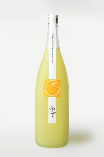 鶴梅 ゆず  720ml  「平和酒造/和歌山」 「※お一人様3本まで」