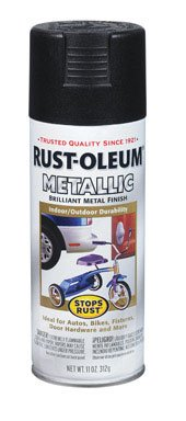rust oleum 248636 11 ounce metallic finish spray paint oil rubbed. Black Bedroom Furniture Sets. Home Design Ideas