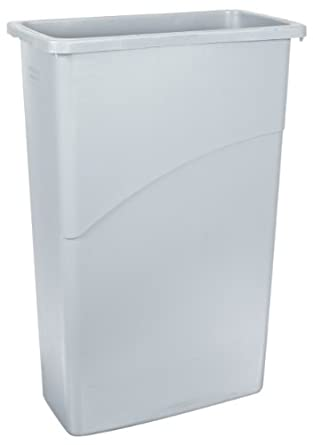 Amazon Rubbermaid mercial FG BRN LLDPE Slim