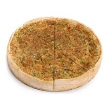 Love and Quiches Deluxe Spinach Quiche - 8 Cut, 6 Ounce -- 2 per case.