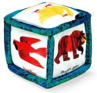 Eric Carle Brown Bear Touch 'N Read Block front-910142