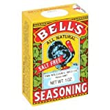 Bells All Natural Seasoning - 1 oz