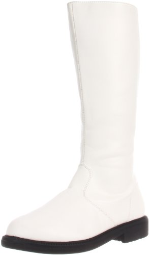 Funtasma Men's Captain-100/W/PU Knee-High Boot