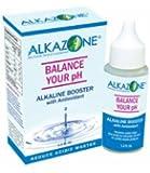 Alkazone Alkaline Booster with Antioxidant - 1.25 Fluid Ounce Bottle