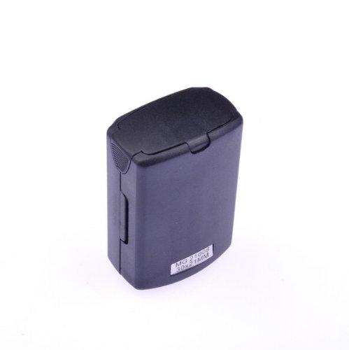 BestDealUSA 30X 21mm Fold Eye Loupe Jewelry Magnifier LED Light Night