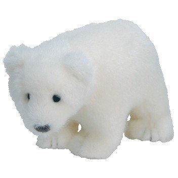 Ty Beanie Babies Icepack - Polar Bear (Ty Store Exclusive)