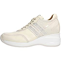 4US CESARE PACIOTTI NNED3WNA Sneakers Donna Pelle