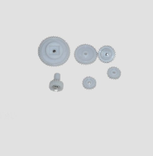 Roomba 400 Series Transmission Gears 400 405 415 4110 4210 4220 4230 435 440 etc (Roomba Gears 400 compare prices)