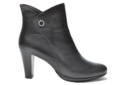 Melluso Tronchetti scarpe donna nero Z669N 40