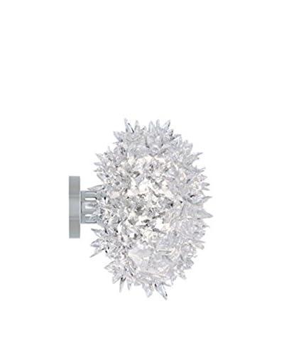 Kartell Lampada Da Parete/Soffitto Bloom Cw2 Cristallo