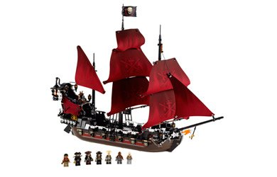 Lego Pirates Of The Caribbean Queen Anne S Revenge 4195 Lima