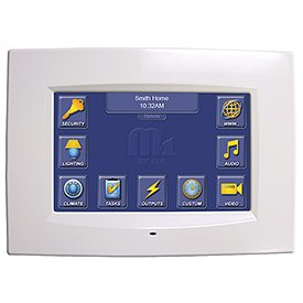 "ELK PRODUCTS TS071 7"" Low Profile Touchscreen, 800x480, 12V"