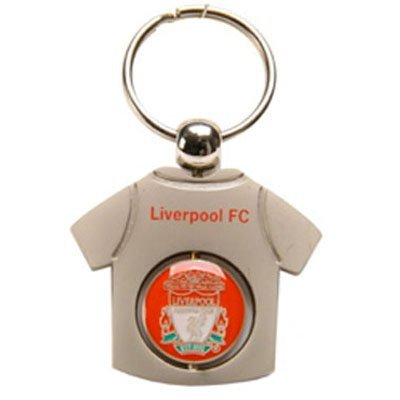 Liverpool FC Official Metal T-Shirt Spinning