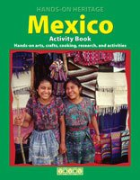 Edupress Activity Book Mexico Gr 2-6 - 1