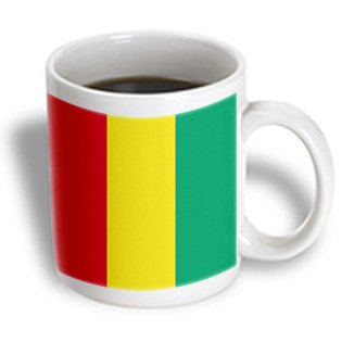 Inspirationzstore Flags - Flag Of French Guinea - Red Yellow Green Vertical Stripes - West Africa - African Country - Conakry - 15Oz Mug (Mug_158325_2)