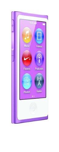Apple iPod nano 16GB 7th Generation - Purple (Latest Model - Launched Sept 2012) Black Friday & Cyber Monday 2014
