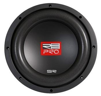 "Re Audio Sr Pro 15D4 15"" Dual 4 Ohm Sr Pro Series Car Subwoofer"