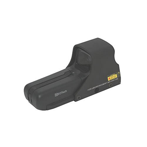 EOTech 512 Tactical Red Dot AA Battery