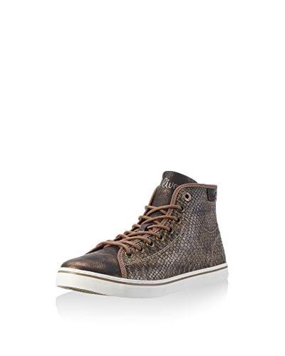 s.Oliver Sneaker camel