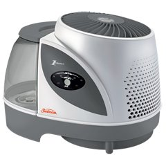 Image of Sunbeam Cool Mist Humidifer SCM 7809 With Permanent Filter (36 Hours for Medium Rooms) (B004RQB732)