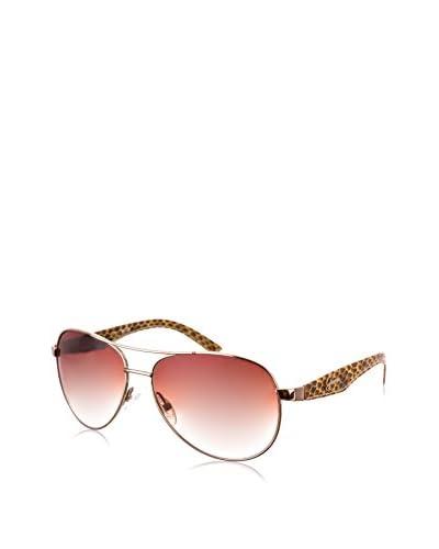 Guess Sonnenbrille 7109-GLD34 (58 mm) bronze