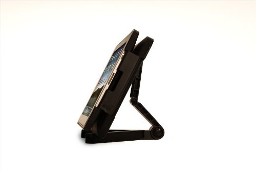 iMainGo XP Portable Stereo Speaker and Protective Case for iPad and iPad 2 - Black