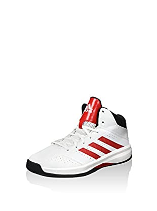 adidas Zapatillas abotinadas Isolation 2 (Blanco)
