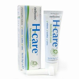 Nelsons H-Care Hemorrhoid Cream 1 oz (30 g)