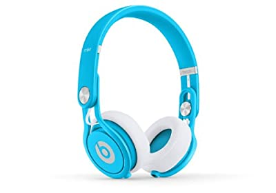 Beats by Dr. Dre MIXR   Beats Mixr On-Ear Headphone (Neon Blue 900-00095-01)