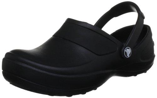 Crocs Women'S Mercy Clog, Black/Black, 8 M Us front-954908