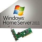 Microsoft/マイクロソフト Windows Home Server 2011 + USBカード バンドルセット