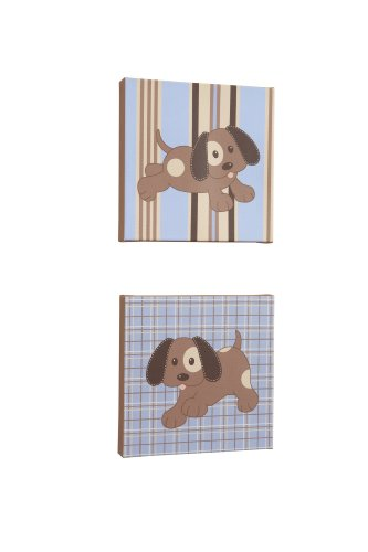 Summer Infant Kenneth Brown Wall Art Handsome Puppy