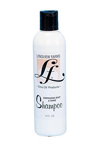 Longview Farms Shampoo 8 fl oz