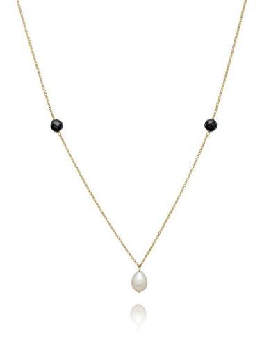 Pure Pearls Collar 60040106 Plateado