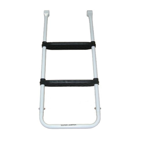 Cheap Super Jumper 2 Steps Ladder Trampoline, White