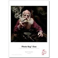 "Hahnemuhle Photo Rag Deckle Edge Fine Art Paper, 13X19"", 308Gsm, 25 Sheets"